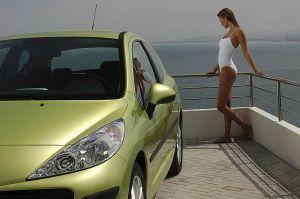 Пежо 207 – самый реализуемый авто на европейском рынке