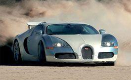 Определены быстрейшие машины 2007 года