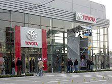 На Украине Тойота стала №1 и превзошла АвтоВАЗ по денежным данным