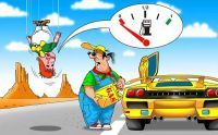 В Германии понижается количество автозаправок