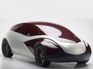 Вид нового Тойота Приус сделают абитуриенты