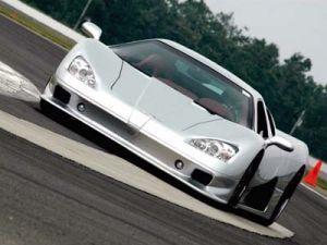 Ultimate Аэро ТТ сместит Bugatti Veyron