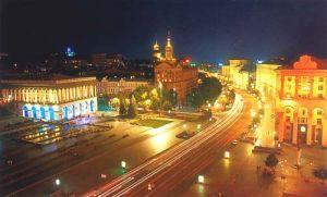 Власти Киева приняли решение ввести коммерческий приезд в центр города