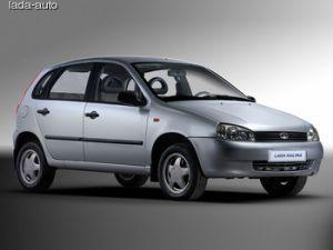«АвтоВАЗ» начал выпуск авто Лада Калина с 1,4-литровым мотором