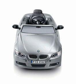«Педальную» БМВ можно приобрести за 8600 рублей