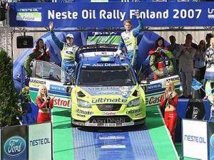 Свежий Фокус RS принес первую победу