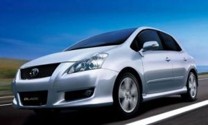 Тойота продемонстрировала в Японии Blade Мастер G