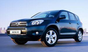 Тойота рассчитывает реализовать 10 млрд автомашин в 2008 году