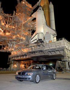 БМВ дала водородную «семерку» на анализ в НАСА