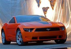 Форд делает Мустанг на 2010 год