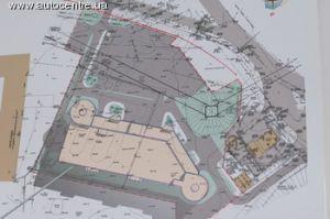 В Оболонском регионе столицы возведут 9-этажный место для стоянки