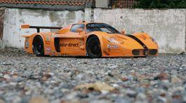 Тюнинговая модификация Мазерати MC12 Корса от Edo Competition