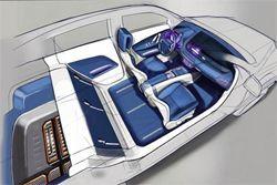 Johnson Controls продемонстрирует во Франкфурте раскладные выезжающие сидения