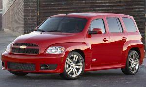 General Motors продемонстрировал Шевроле HHR SS