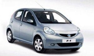 Японский BYD делает автомашину за 4000 долларов США