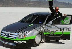 Водородный Форд Фьюжн 999 рассеялся до 331 км/ч
