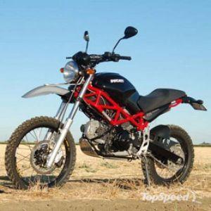 Внедорожный Ducati