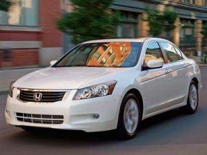 Хонда Аккорд продемонстрировали официально