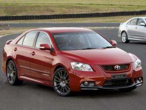 Производительная Тойота Aurion TRD – пока в Австралии