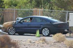 Вышли разведывательные фото 4-дверного купе Фольксваген