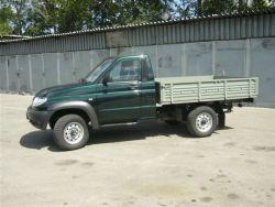 Весной на Украине будут первые грузовые Уаз Патриот