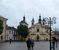 В Ивано-Франковске запретили перемещение автотранспортных средств в центре города