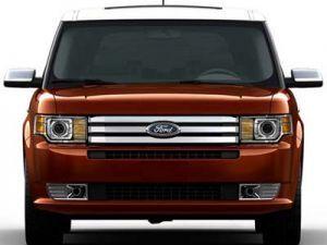 К 2012 году у Форд останется всего 10 платформ