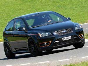 Форд Фокус ST выпустят в версии White Edition