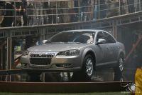 ГАЗ Siber. Фото с автомобильной выставки «Интеравто-2007»
