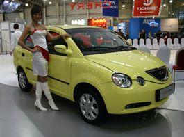Столичный автомобильный салон либо атака китайских клонов