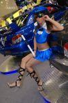Наиболее прекрасные женщины автомобильного салона «Интеравто-2007»