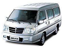 На Украине начнутся реализации микроавтобуса Soueast Delica