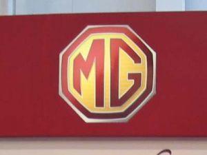 2-ое появление MG