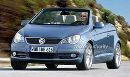 Фольксваген делает Polo-кабриолет