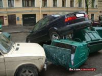 Самое большое число ДТП в Украине допускают жители России