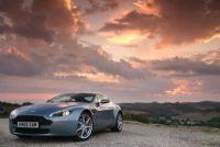 Астон Мартин V8 Vantage выселят на продажи