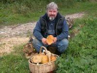 Латвийский грибник обнаружил в бору Мазерати