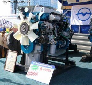 В Минске будут делать двигатели, аналогичные Евро-4
