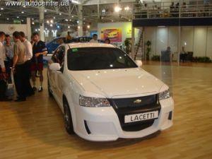 Шевроле на Московском Авто-шоу 2007