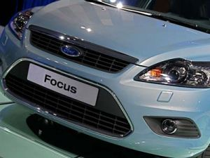 Франкфурт 2007: Форд Фокус