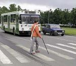В немецком Бомте пешеходов сравняли в правах с автолюбителями