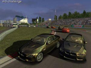БМВ произвел свободную компьютерную игру при участии М3