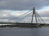 В Киеве блокированы все 4 авто моста!