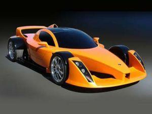 Супер-кар Hulme будет соперником Caparo T1