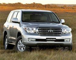 Тойота продемонстрирует свежий LandCruiser в Сиднее