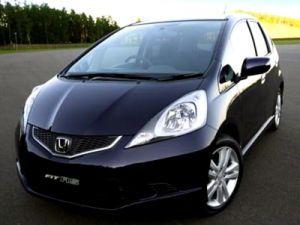 Вышли первые формальные фото Хонда Фит/Джаз 2009