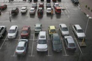 Отныне за автомобильную парковку необходимо платить и в Соломенском регионе Киева