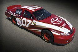 Тойота сделала Камри для NASCAR