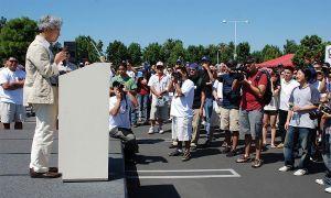 Поклонники Хонда С2000 организовали самый крупный во всем мире митинг