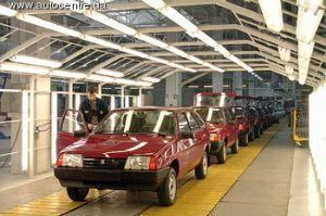 ЗАЗ повысил изготовление авто Лада